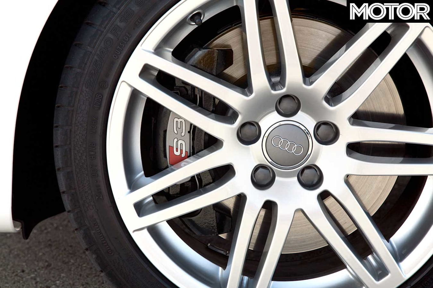 2006 Audi S 3 Brakes Jpg