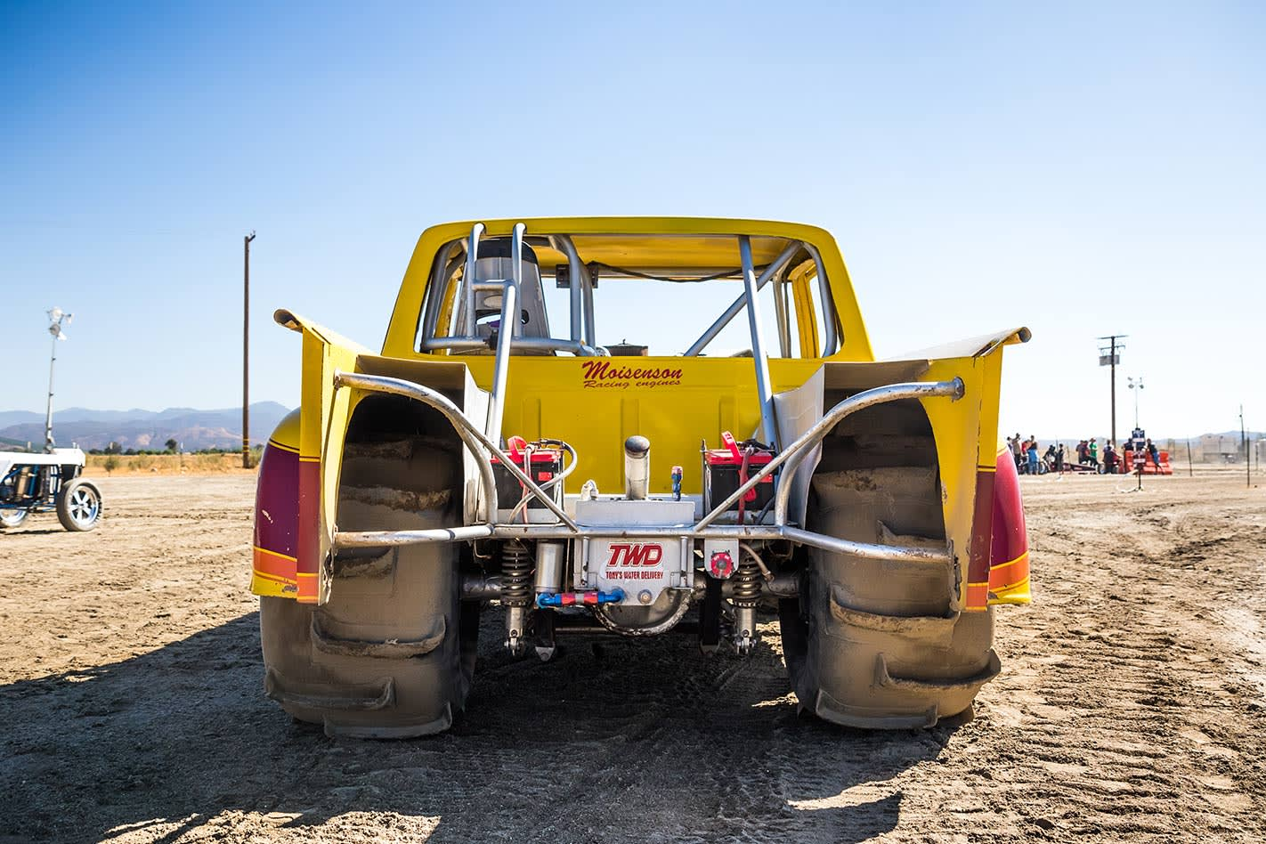 Sand drags