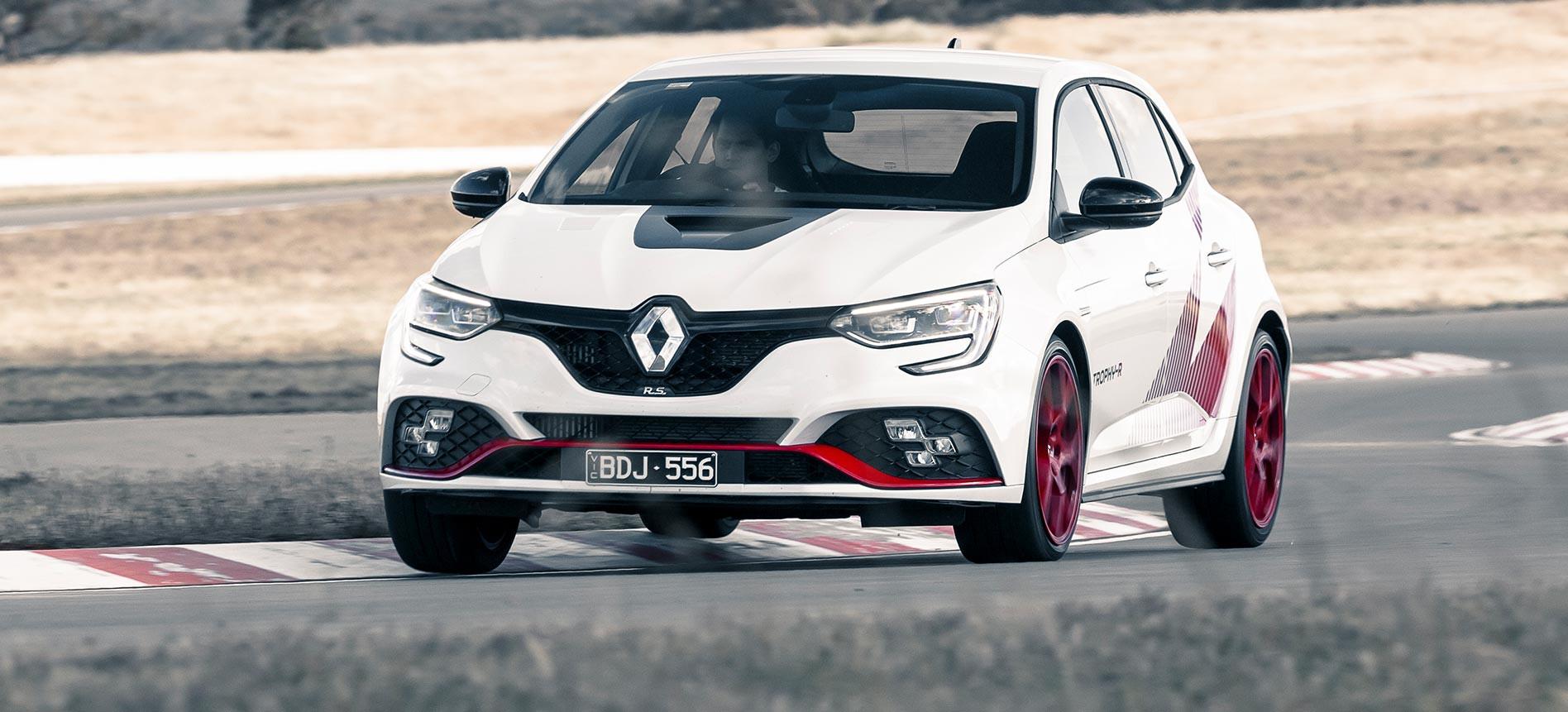 Renault Megane Trophy-R review feature