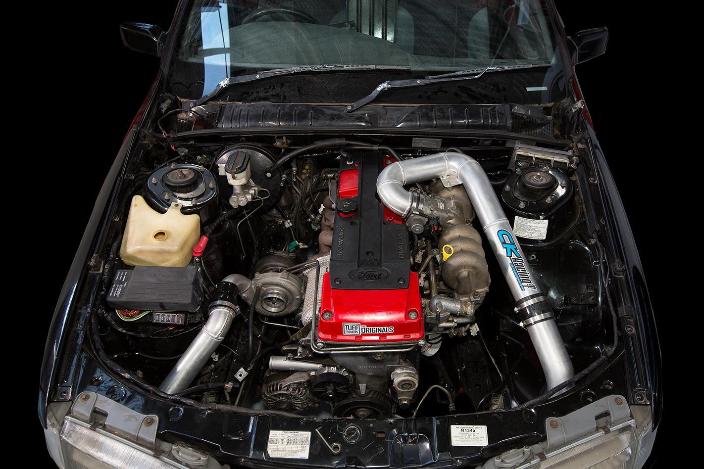 Barra-powered Holden VS ute