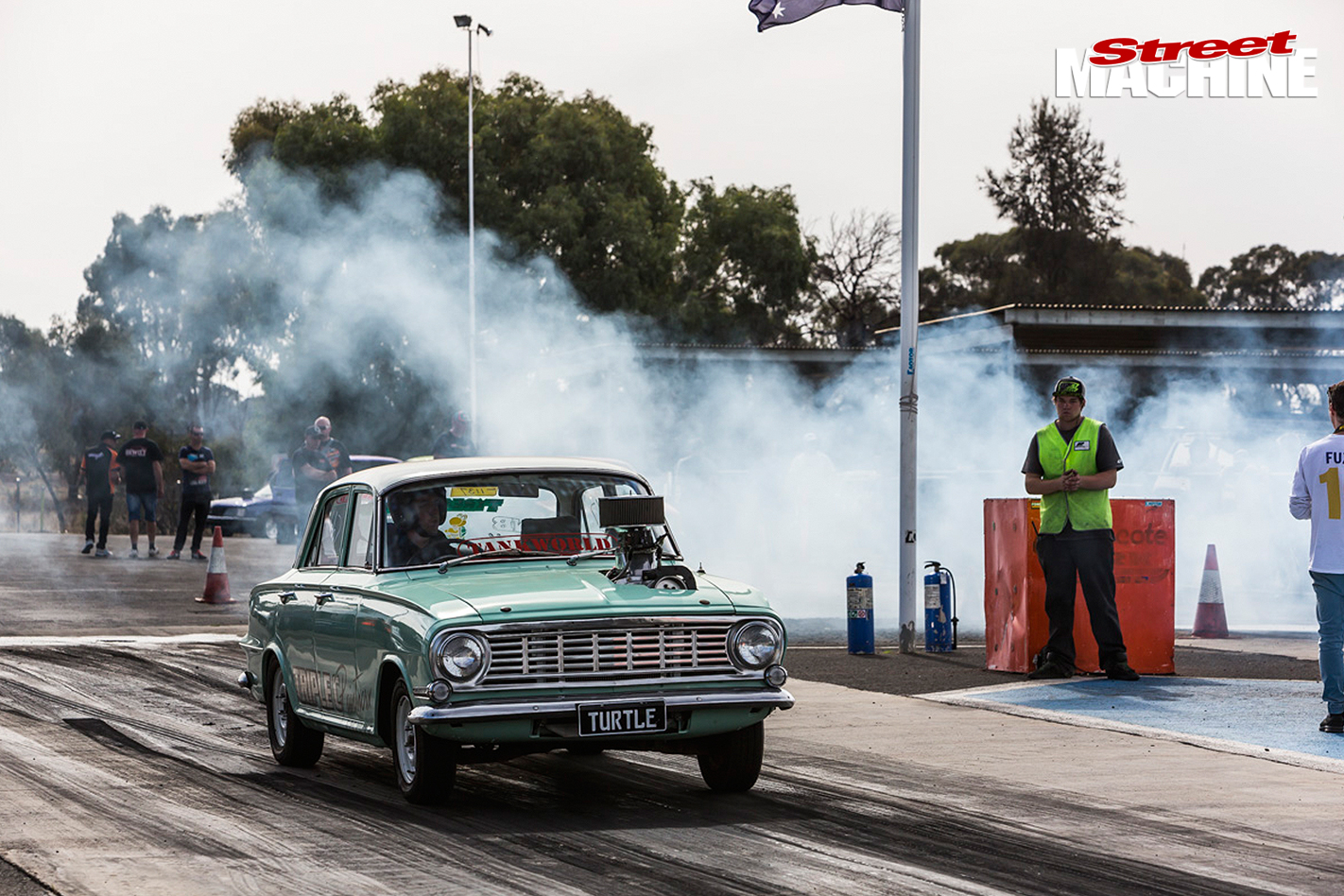 Holden -Powered -Nationals -Turtle -6060