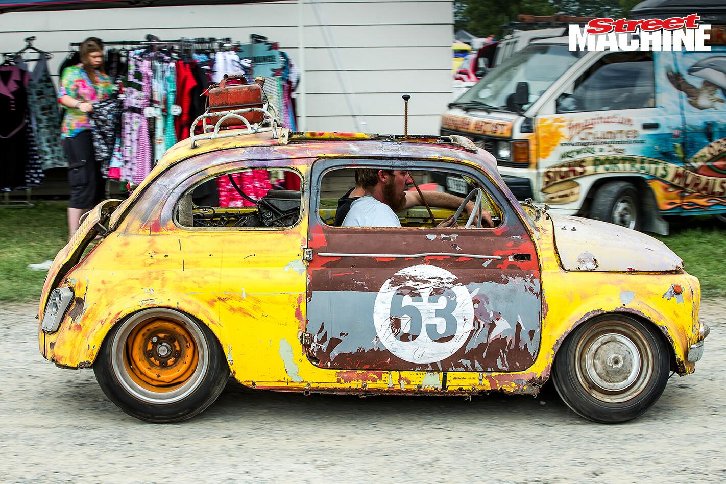 Fiat Bambino Ratter 1 Nw