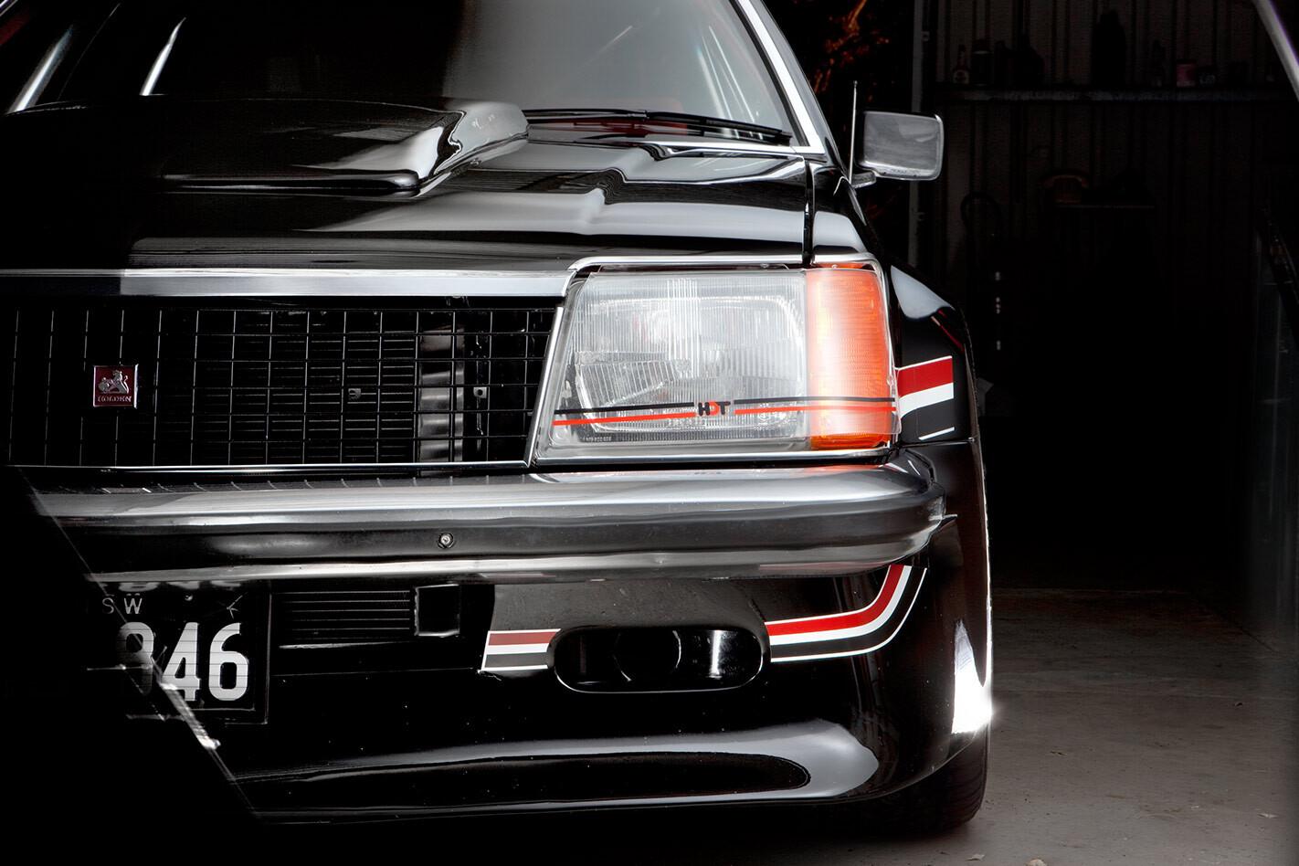 Holden Group C Commodore replica