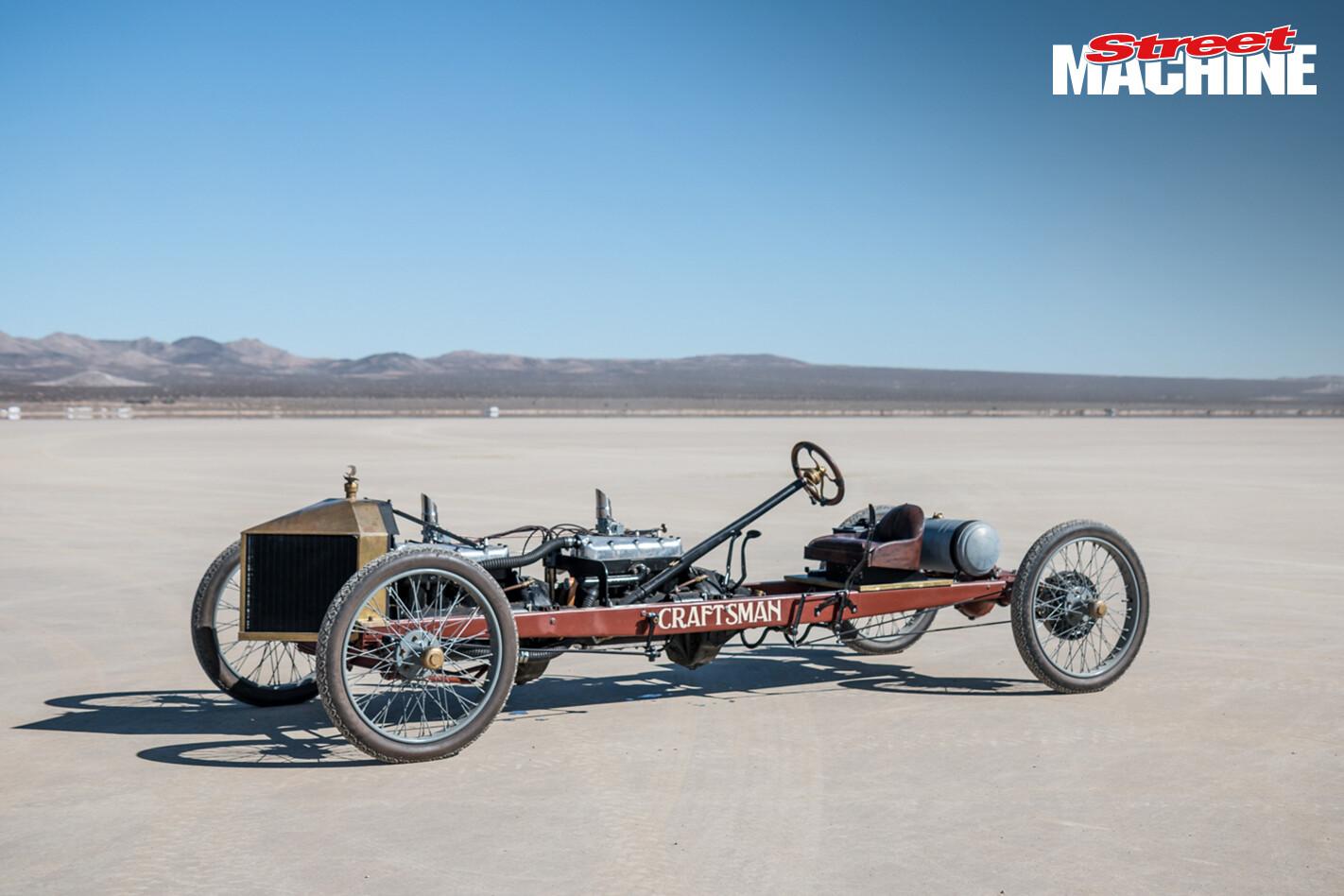 El Mirage Land Speed Racing 3905