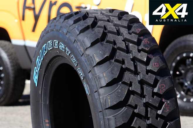 4 X 4 Mud Terrain Tyre Test 2020 Bridgestone Dueler MT Results Jpg