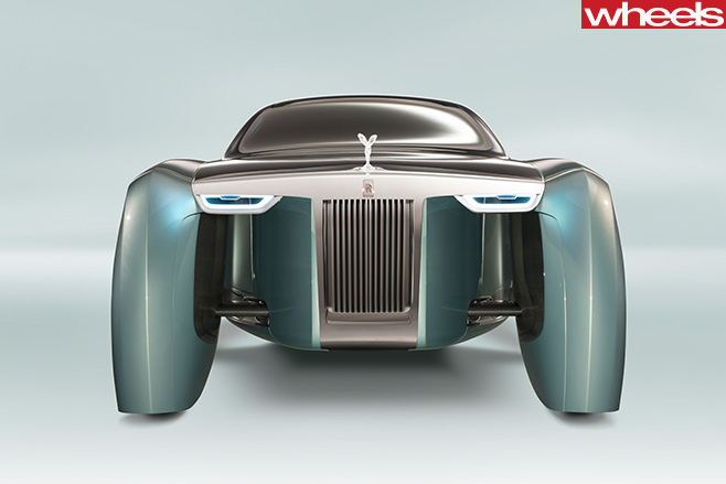 Rolls -Royce -concept -front -on