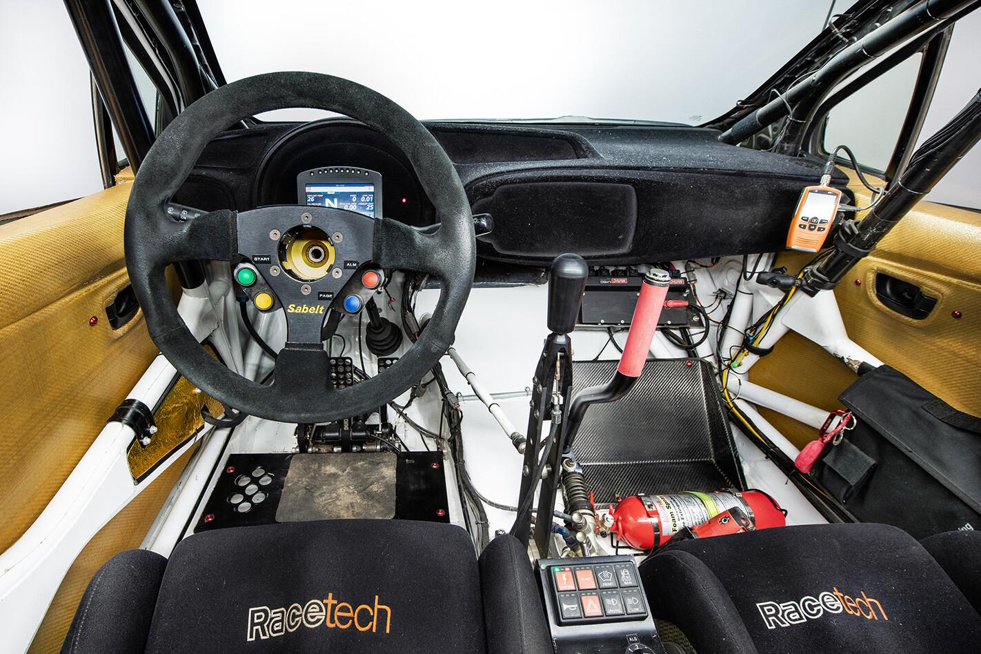 Toyota Gazoo Racing Interior Jpg