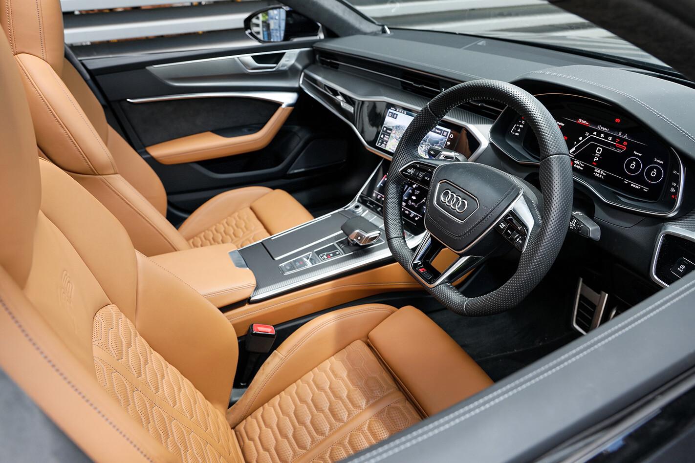 RS 7 V M 850 I RS 7 Interior Jpg
