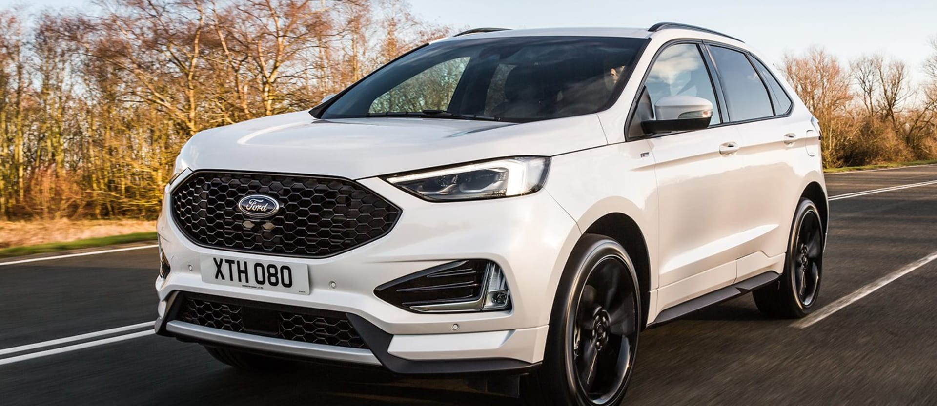 Ford Edge St Front Qtr Jpg