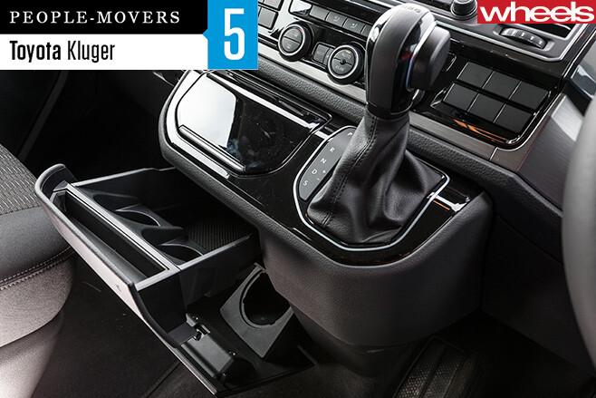Volkswagen -Multivan -transmission