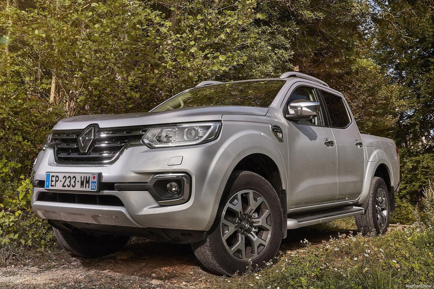 Renault Alaskan Front Jpg