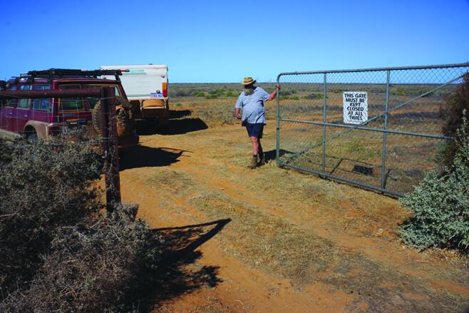 18-Passing Thru The Dog Fence