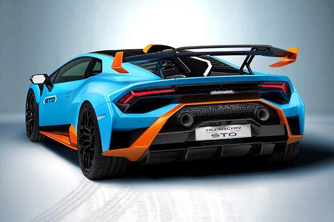 New aerodynamics produce 53 per cent more downforce