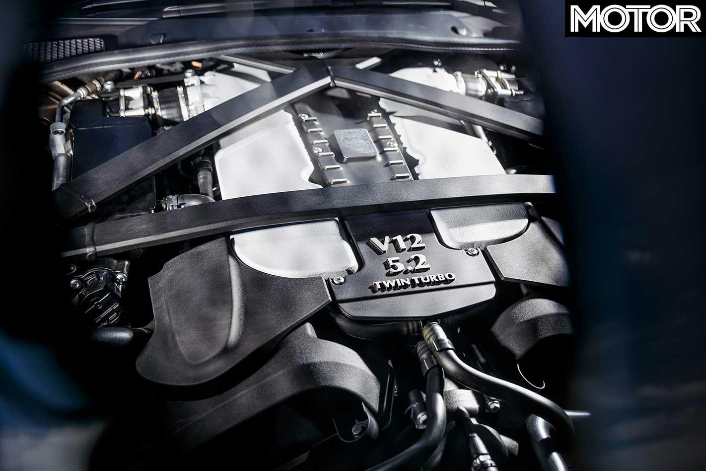 2019 Aston Martin DB 11 AMR Engine Jpg