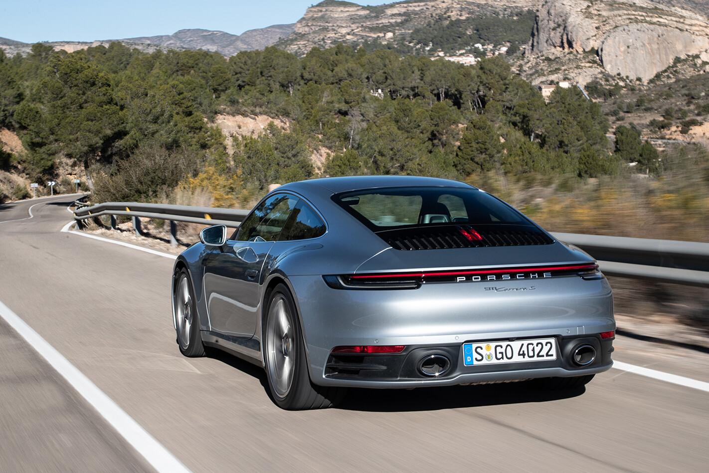 Porsche 911 Carrera S Bumper Jpg