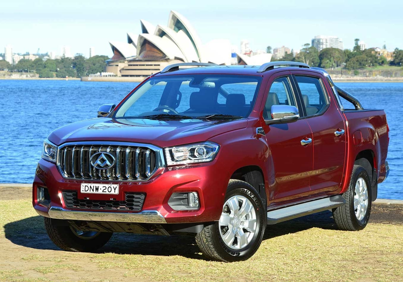 LDV sales surge on the back of the T60 4x4 ute