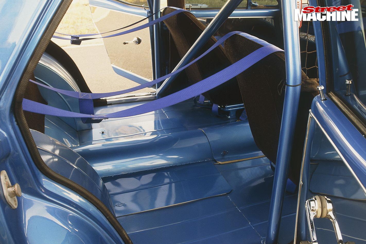 Ford XY Falcon rollcage