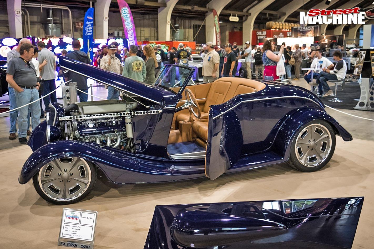 1933 Ford Porsch-Chalet roadster
