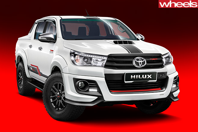 Toyota -Hilux -front -side