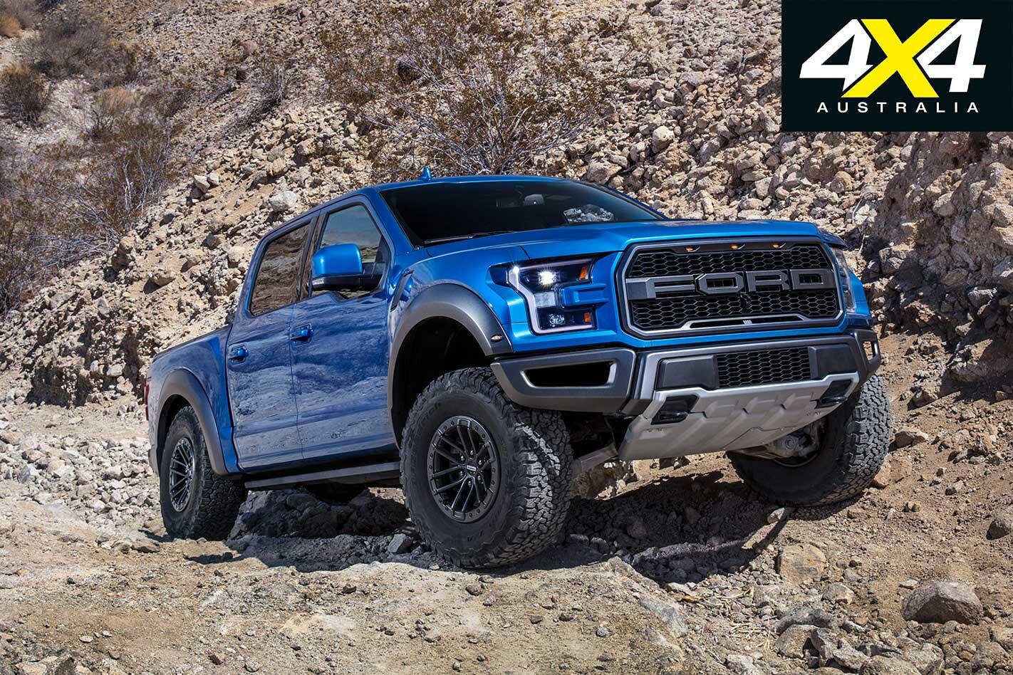 2019 Ford F 150 Raptor Gets Electronic Updates Climb Jpg
