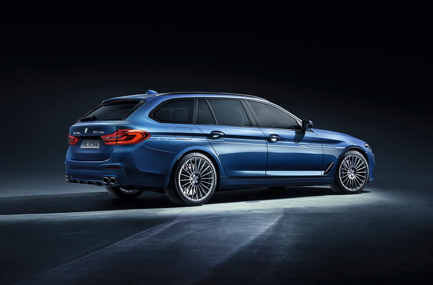 Alpina B5 Touring is the BMW M5 wagon we all want