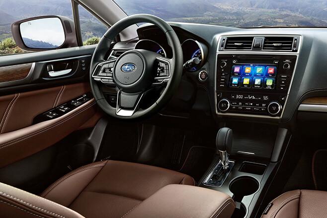 2018 Subaru Outback revealed in New York