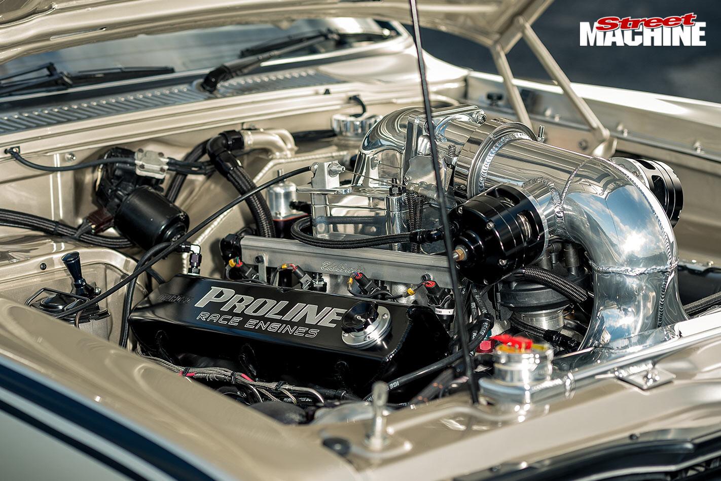 Ford TD Cortina engine