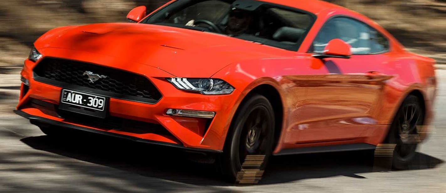 Ford Mustang Driving Jpg