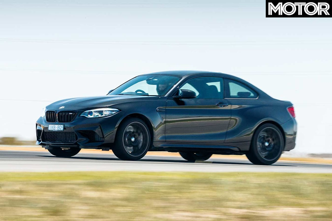 Performance Car Of The Year 2019 Track Test BMW M 2 Competition Track Jpg