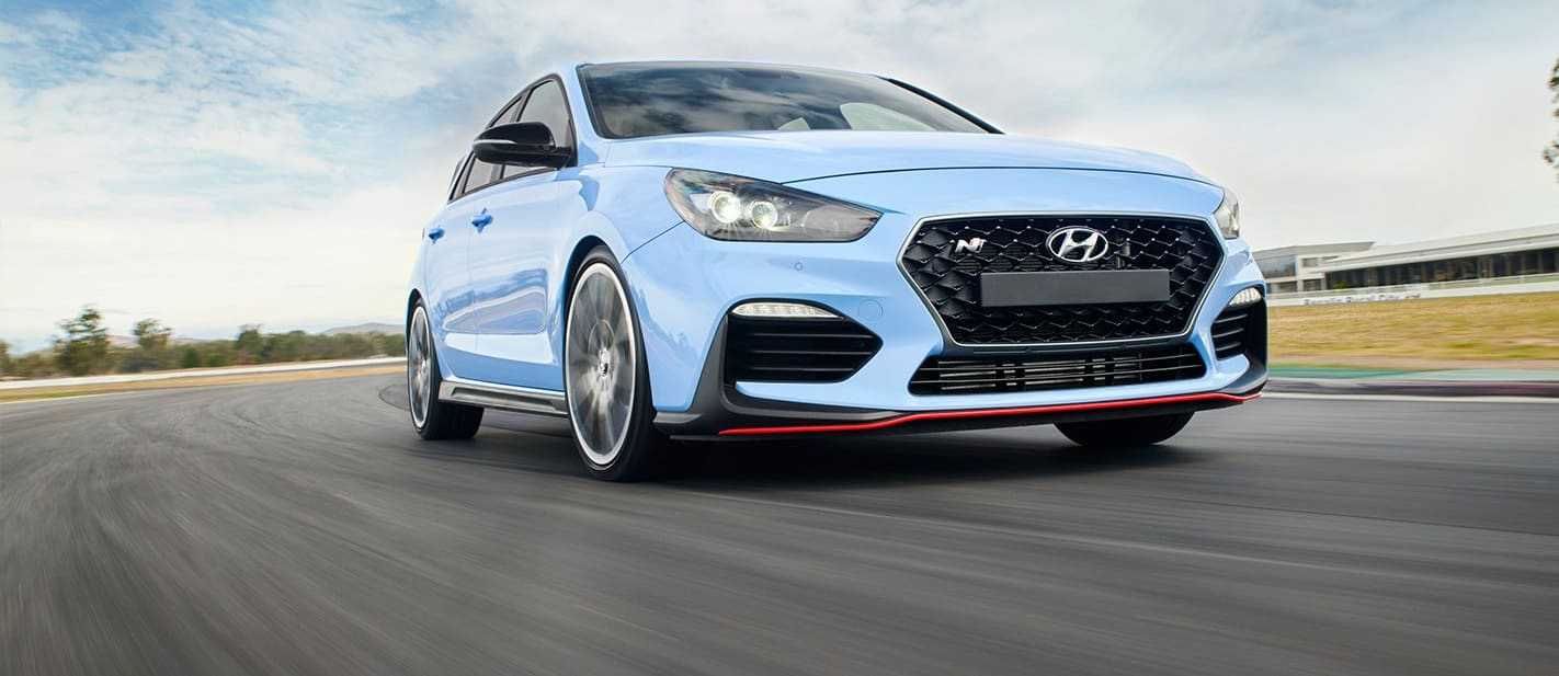 Things you didn't know about the Hyundai i30N