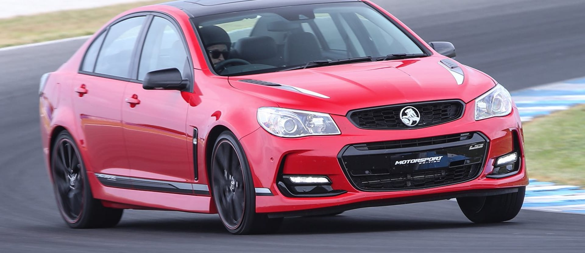 2017 Holden Commodore Motorsport Edition review