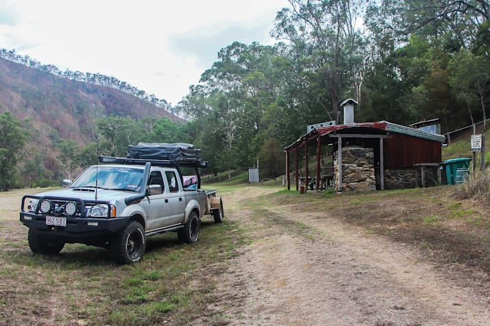 Clarence River Wilderness Lodge NSW 4x4 travel guide