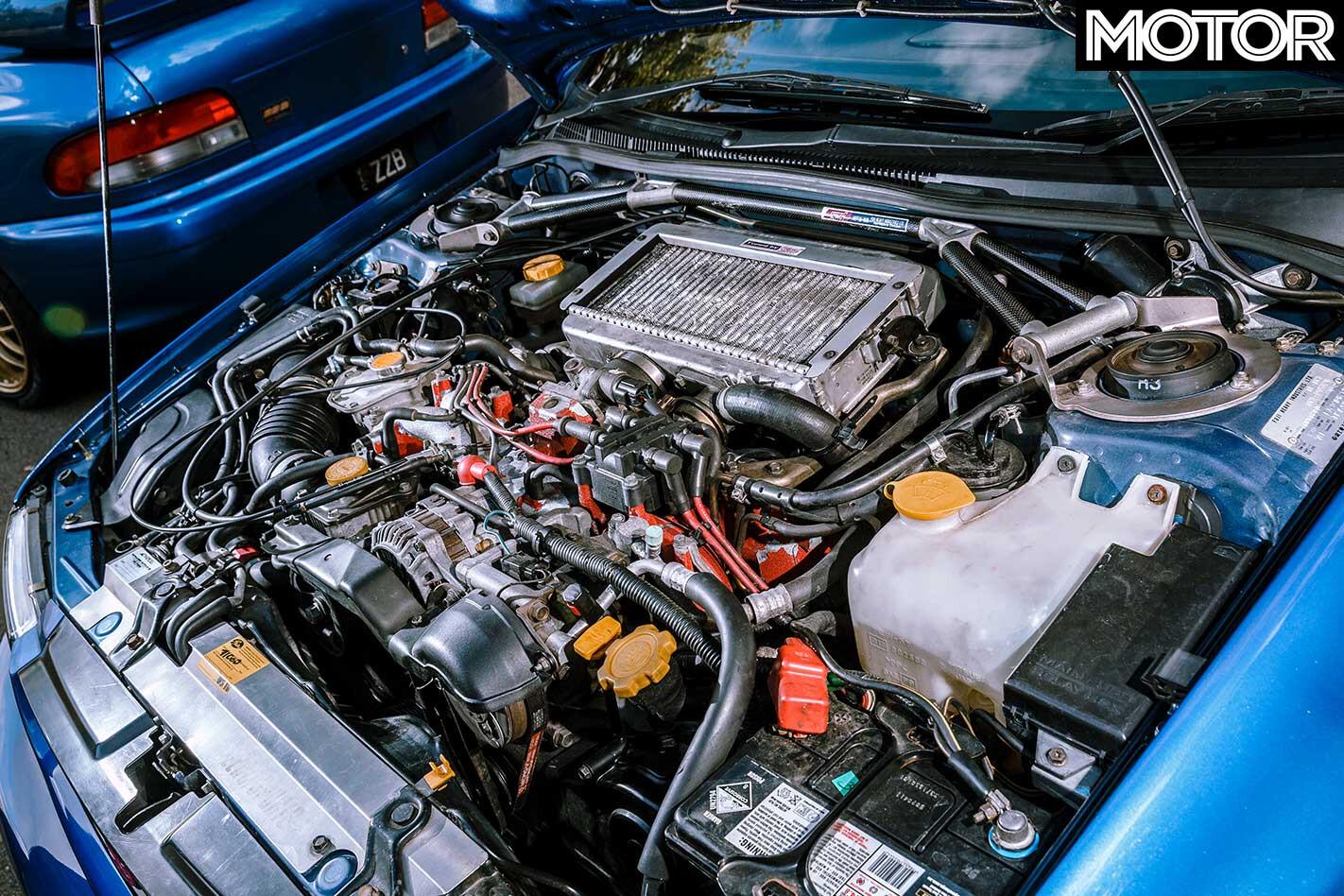 2000 Subaru Impreza WRX S Ti Type R Engine 281 29 Jpg