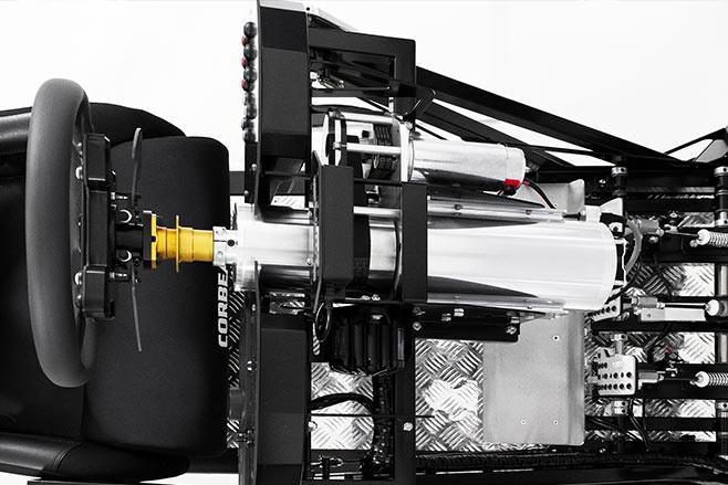 CXC racing simulator motor
