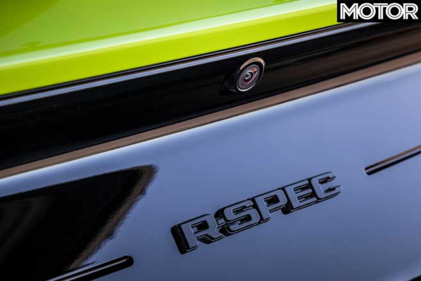 Ford Mustang R-Spec not sold out