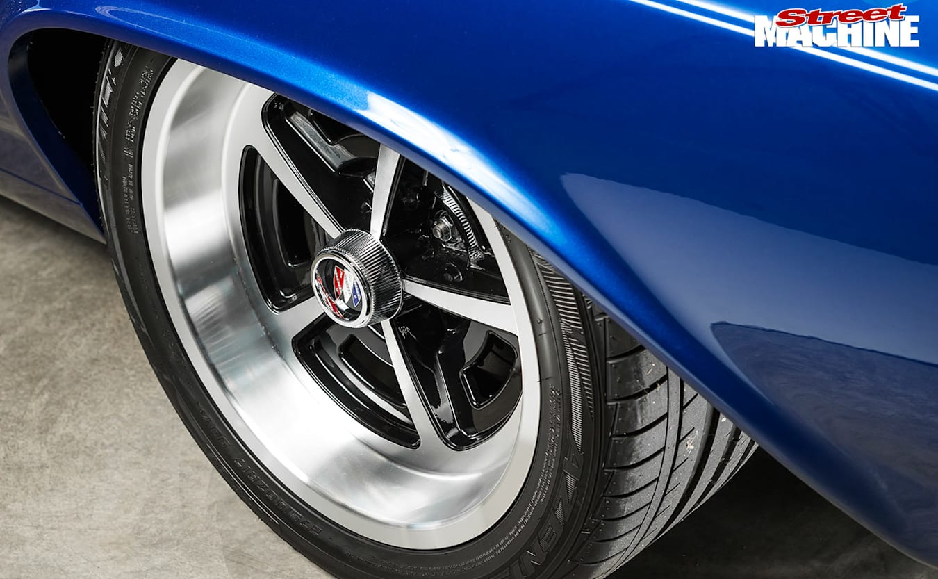 Buick Special wheel