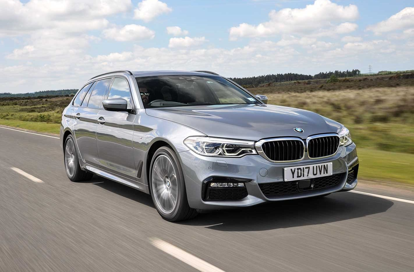 2018 BMW 530i Touring performance review