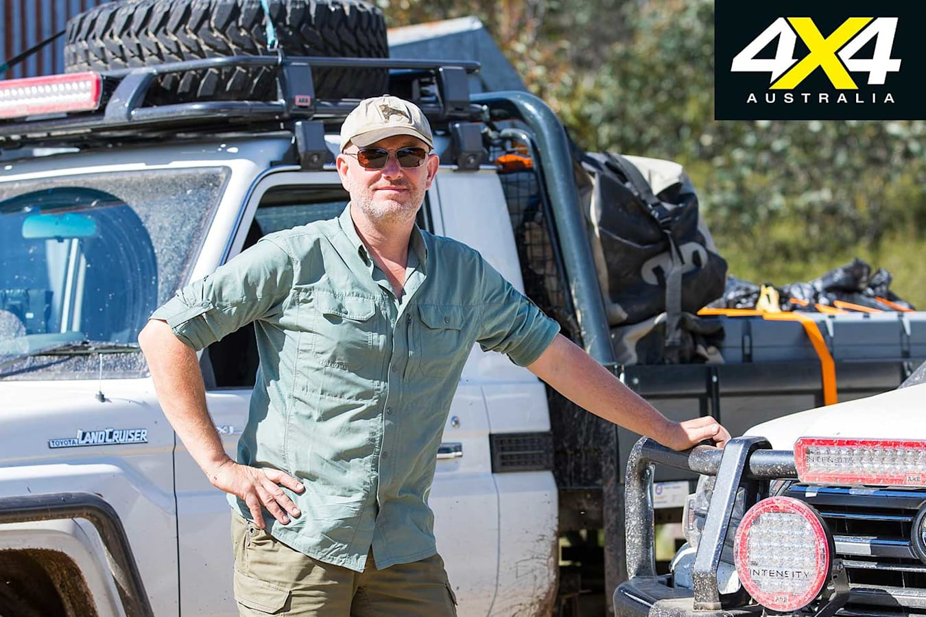 Interview With ARB Matt Frost High Country Jpg