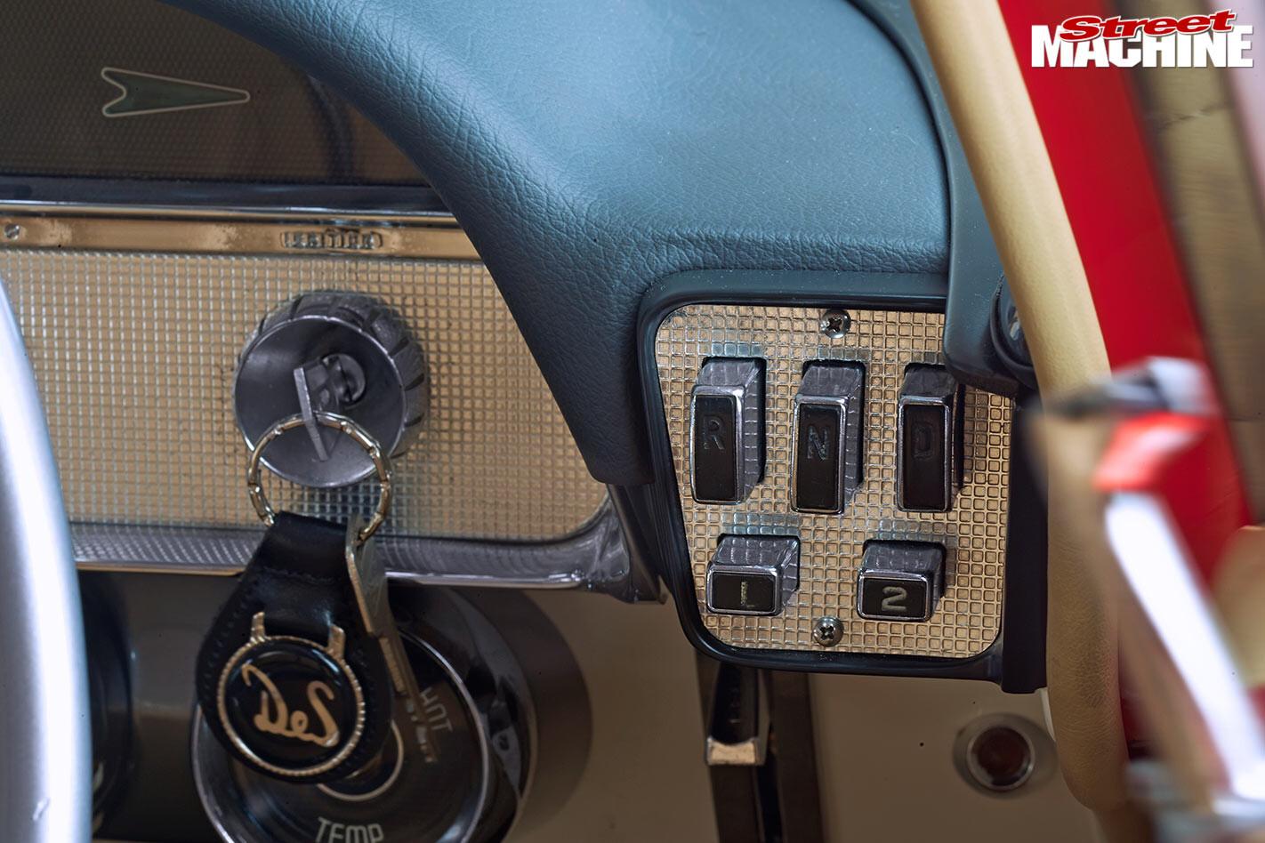 1957 DeSoto Fireflite dash