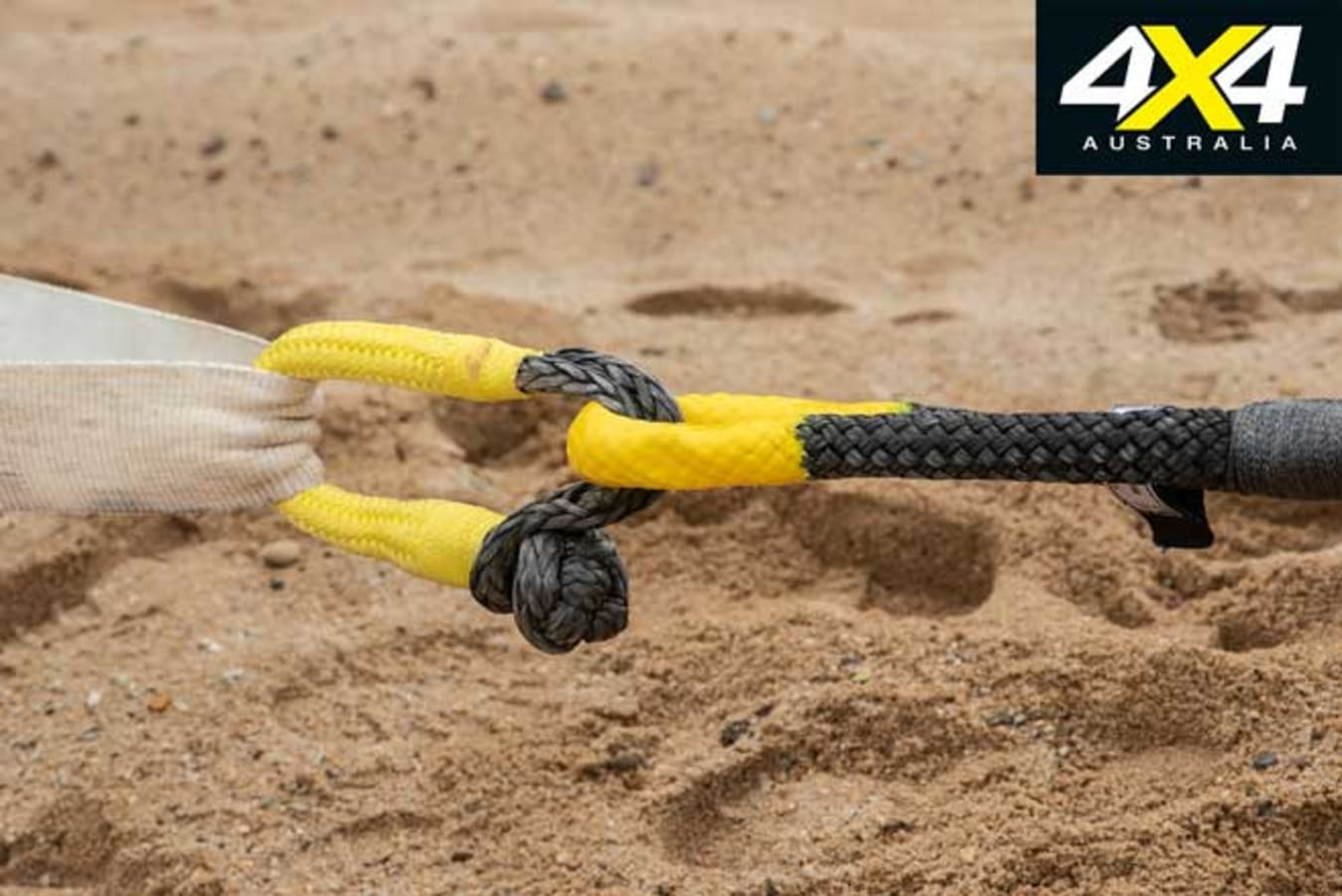 4 X 4 Kinetic Recovery Ropes Usage Jpg