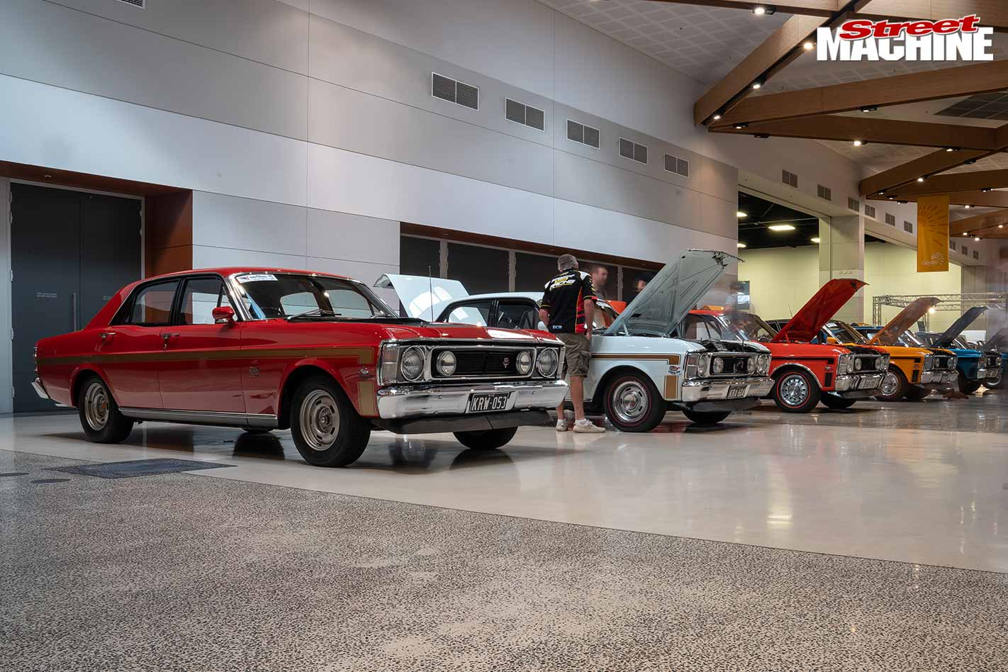 Falcon GT Nationals