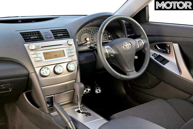 2006 Toyota Camry Sportivo Interior Jpg