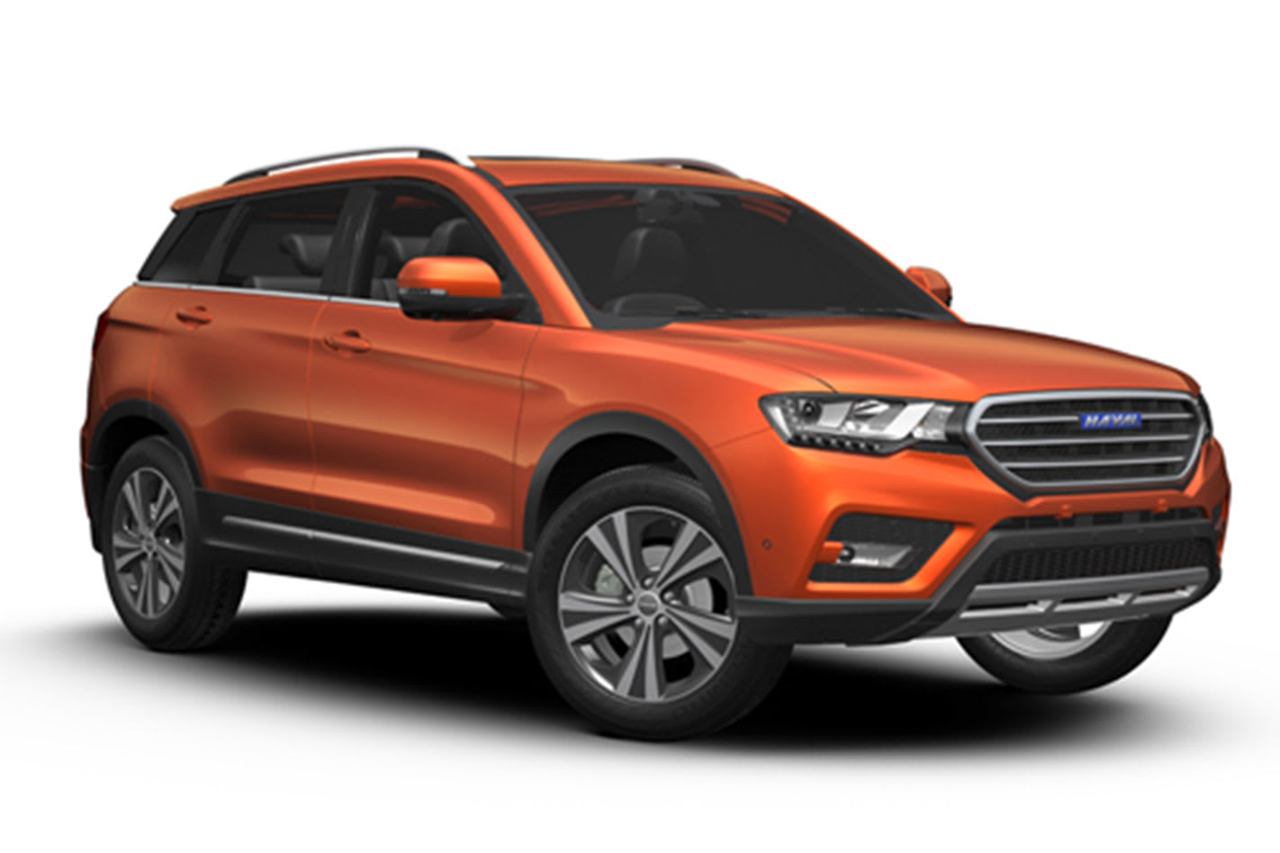 2016 Haval H6 Coupe