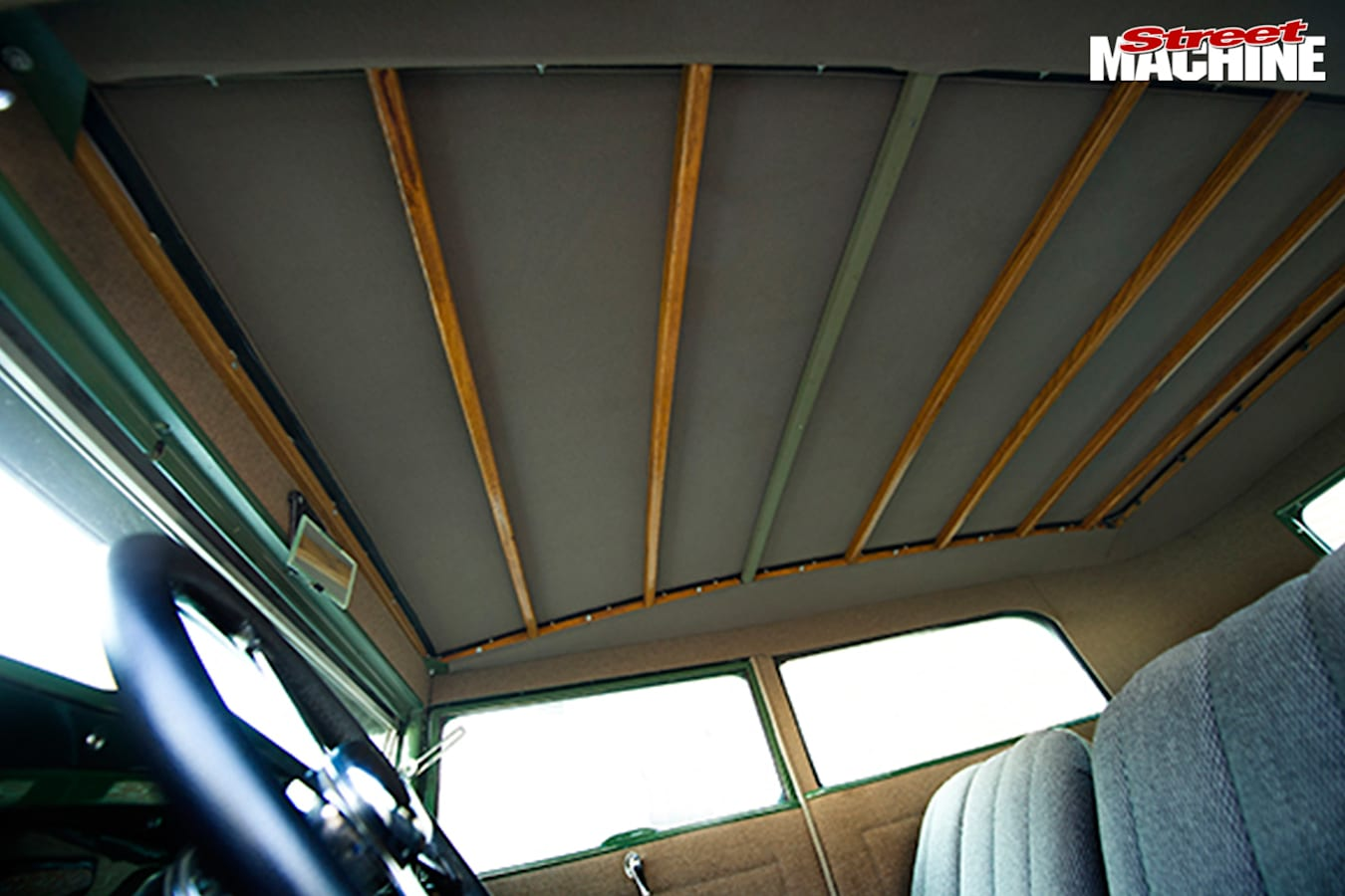 Ford Model A roof