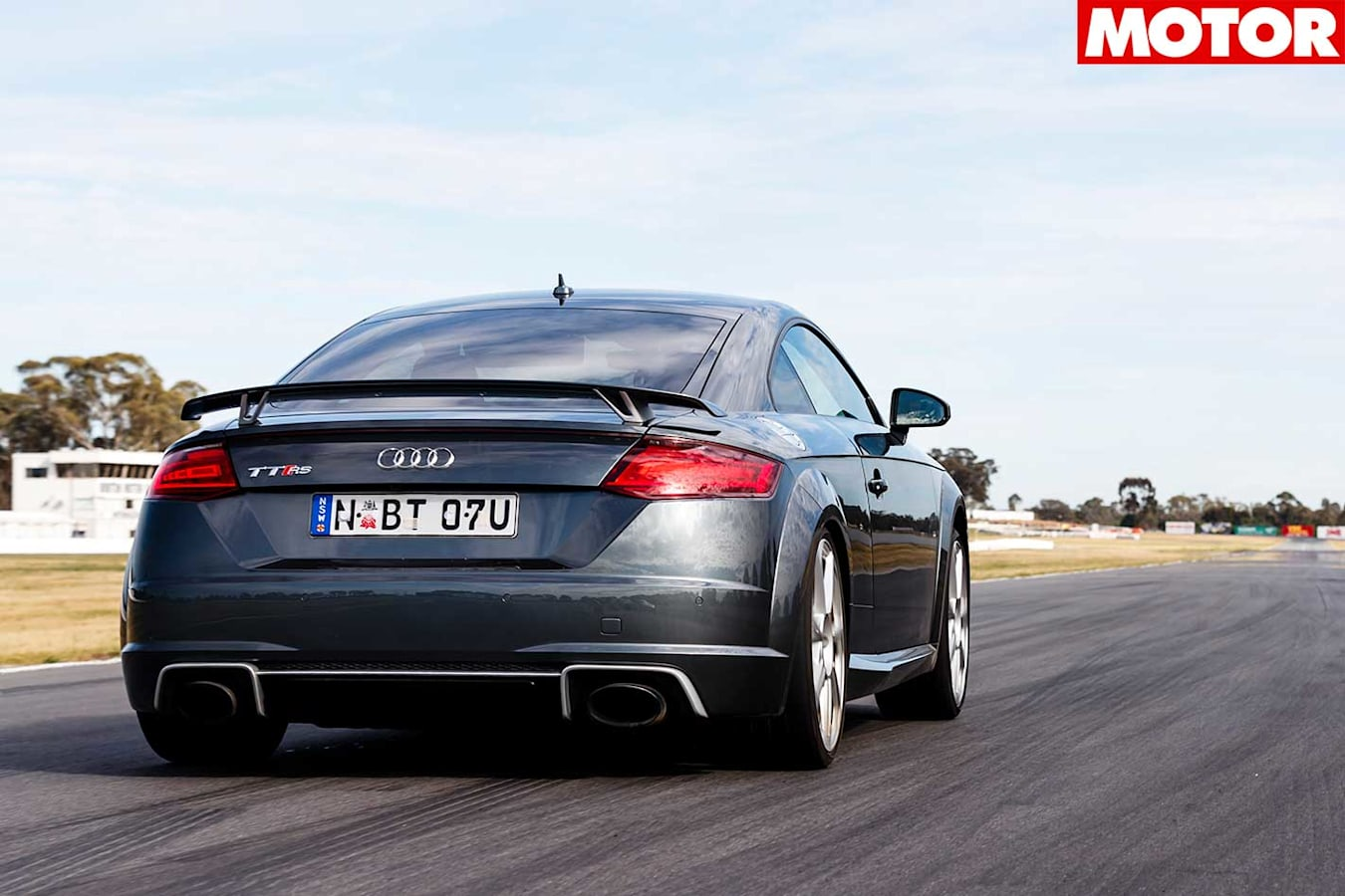 Audi TT RS Performance Car Of The Year 2018 Results Feature Jpg