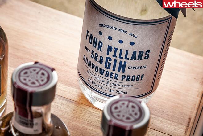 Whisky -Distillery -gin