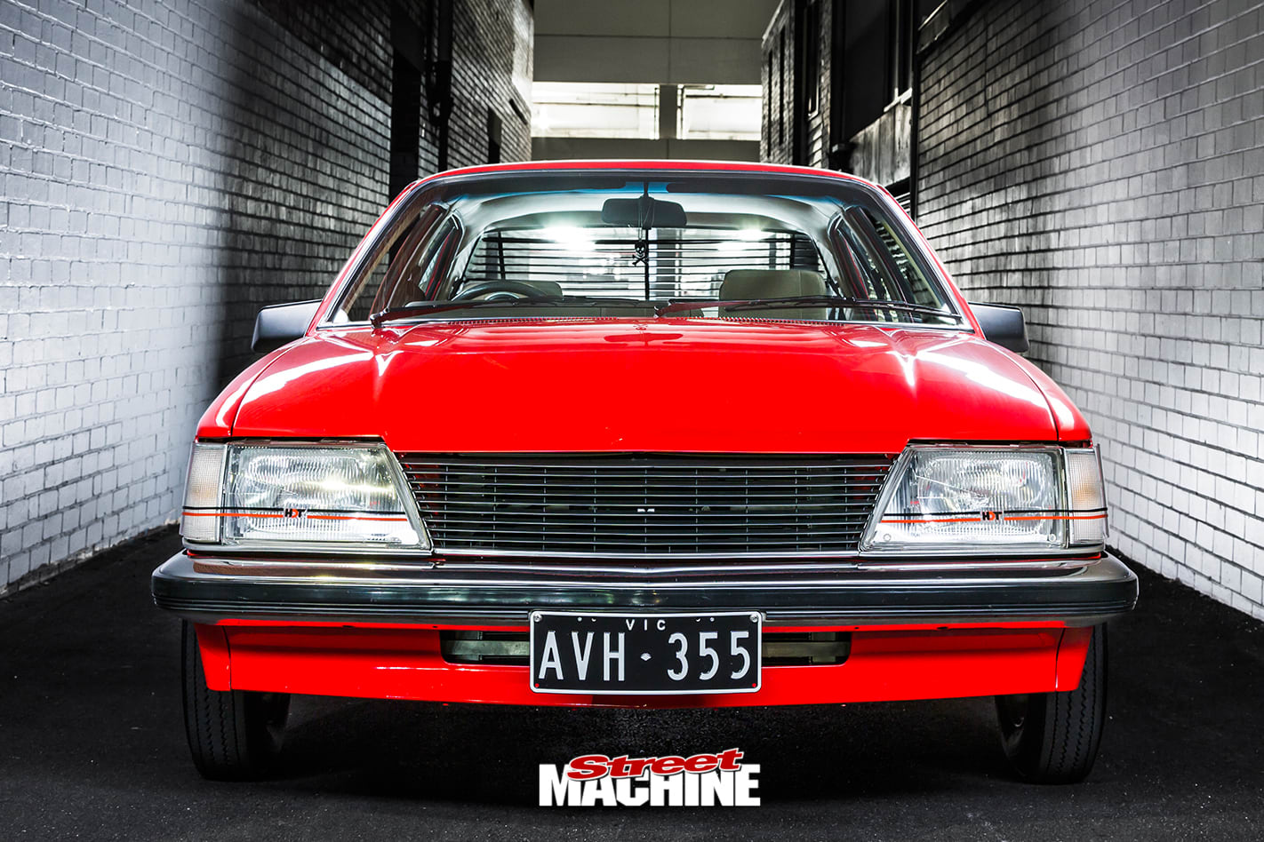 Holden -Commodore -VH-front