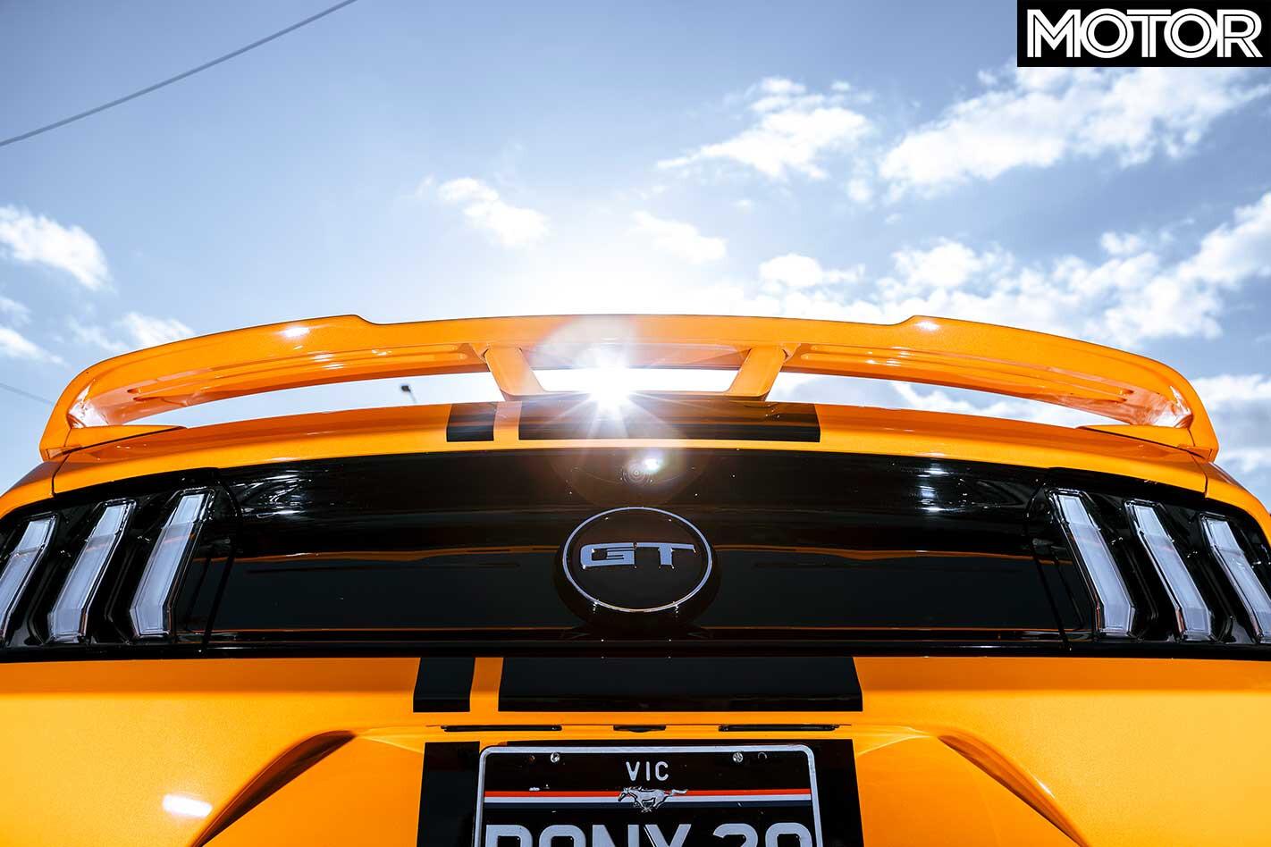 2018 Ford Mustang GT Rear Wing Badge Jpg