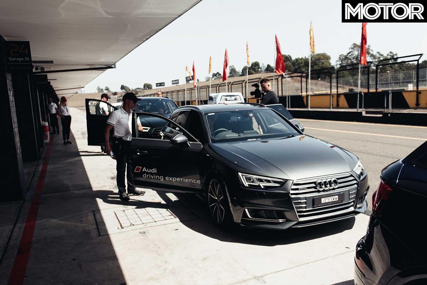 Audi Advanced Driving Experience Pitlane Track Jpg