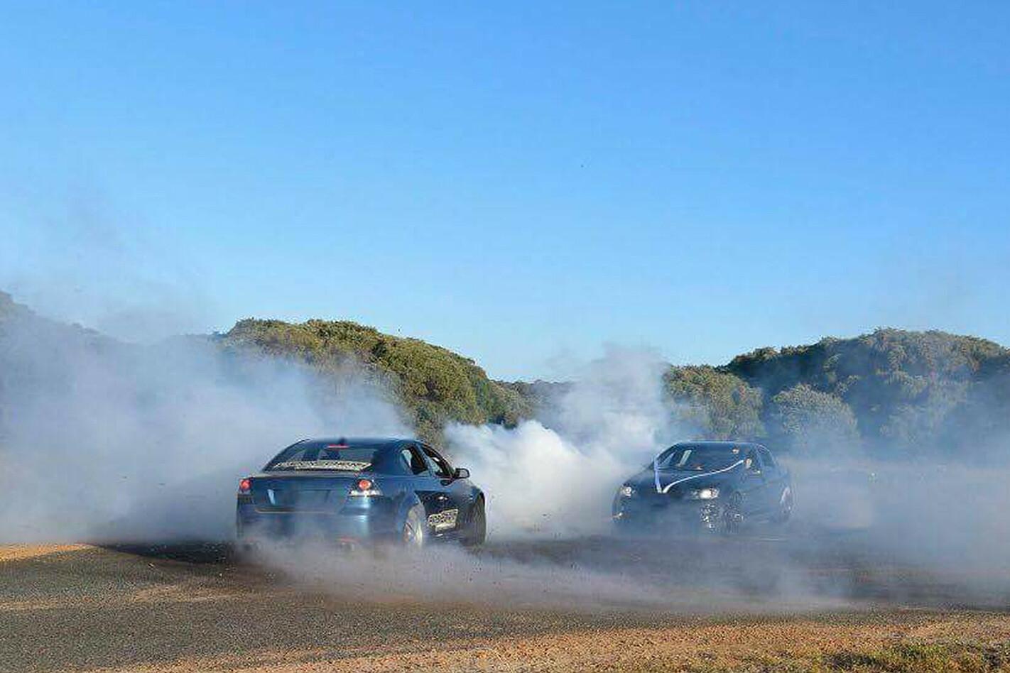 Tam Forwood wedding cars